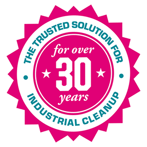 30 Years Trusted Industrial Cleanup
