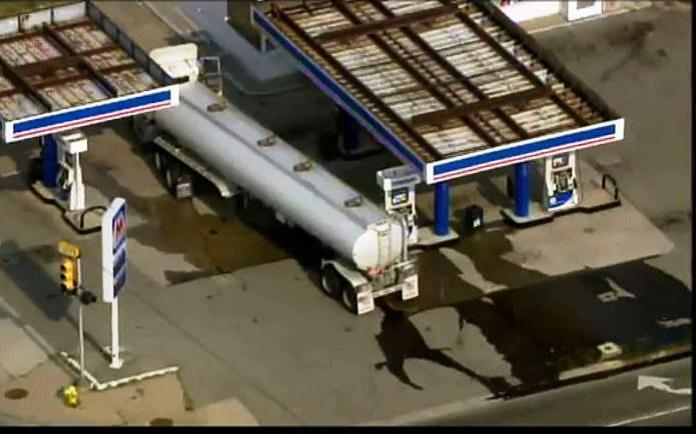 Major Gasoline Spill in Michigan - 4g